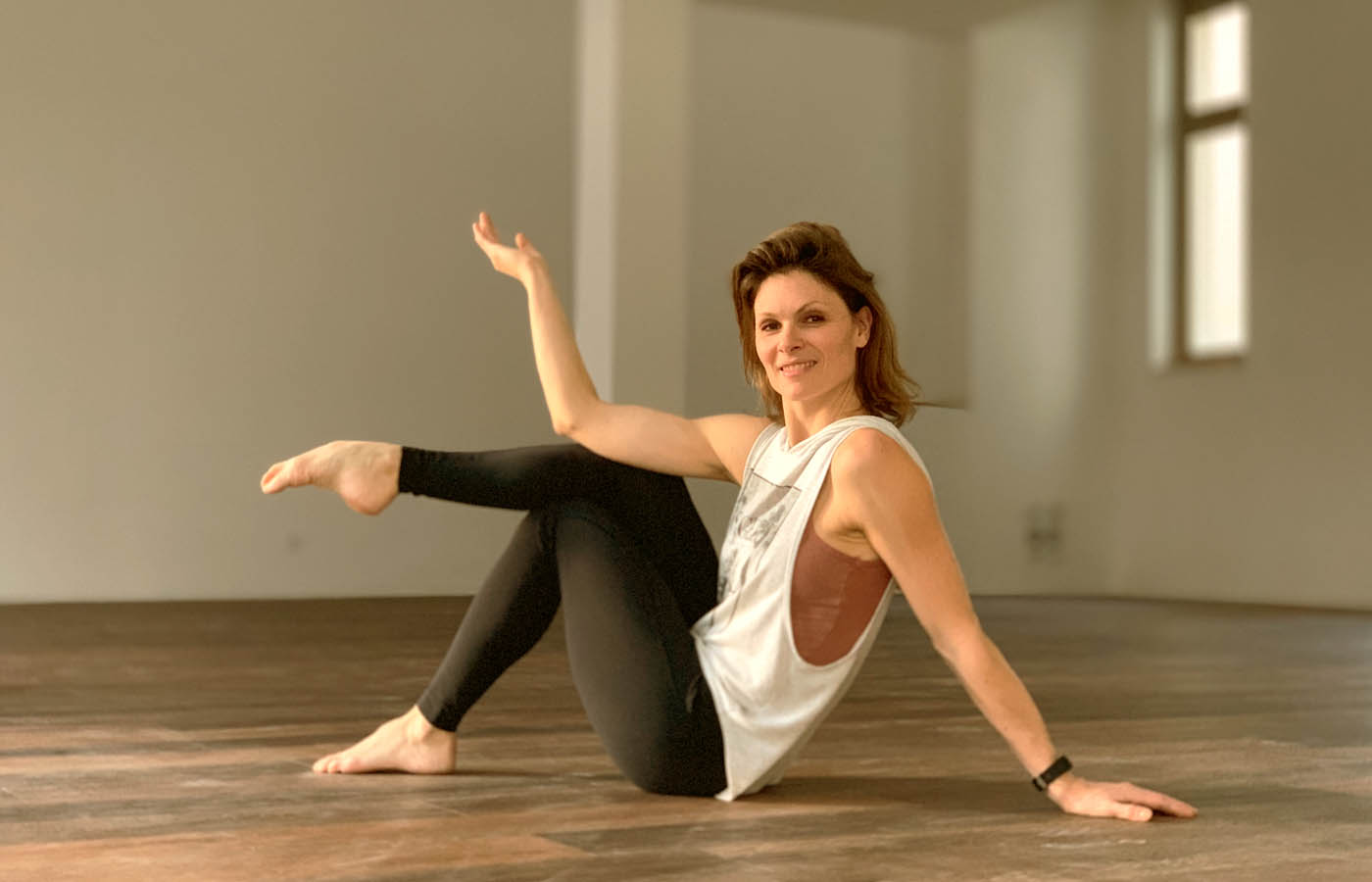 Pilates Movement Berlin Isabelle New studio Flottwellstr Kommode